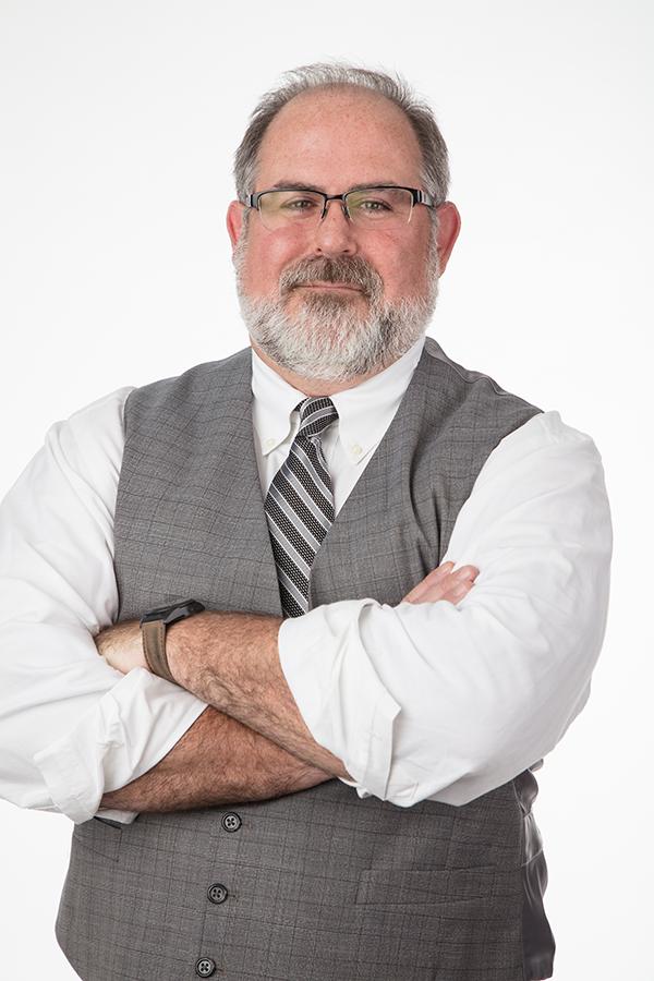 Attorney Martin Crump