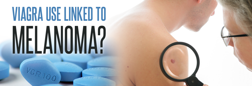 Viagra use linked to melanoma
