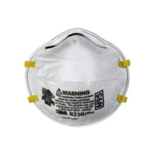 defective dust mask